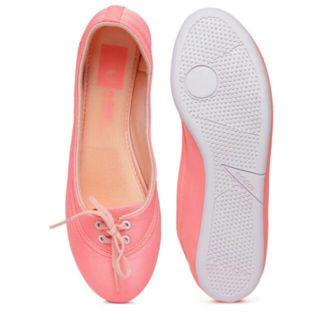 edfb9dff6 Brand New* AUTHENTIC Adidas Ballerina (pink) Flats, Women's Fashion ...