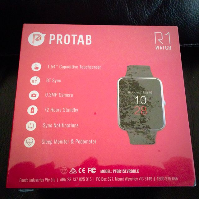 Brand New Protab Smart Watch