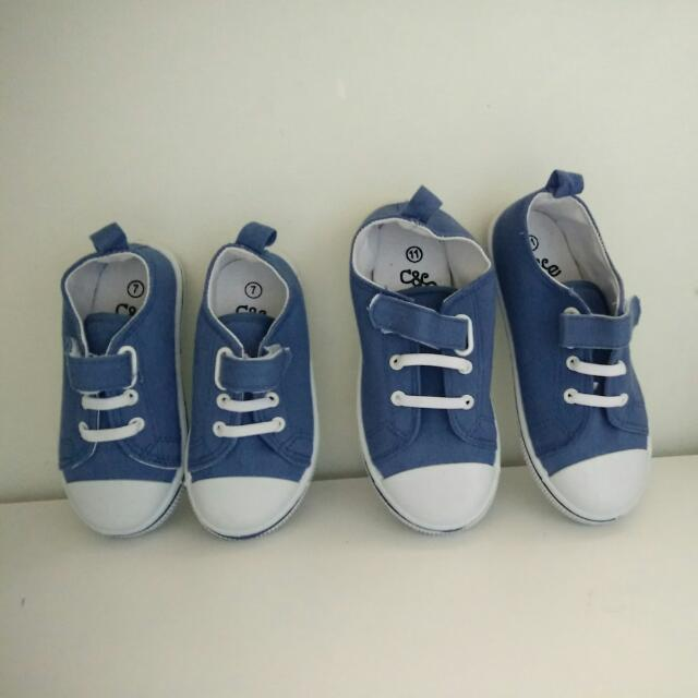 CHARLIE&ME SHOES KIDS NEW SIZE 7 &SIZE 11