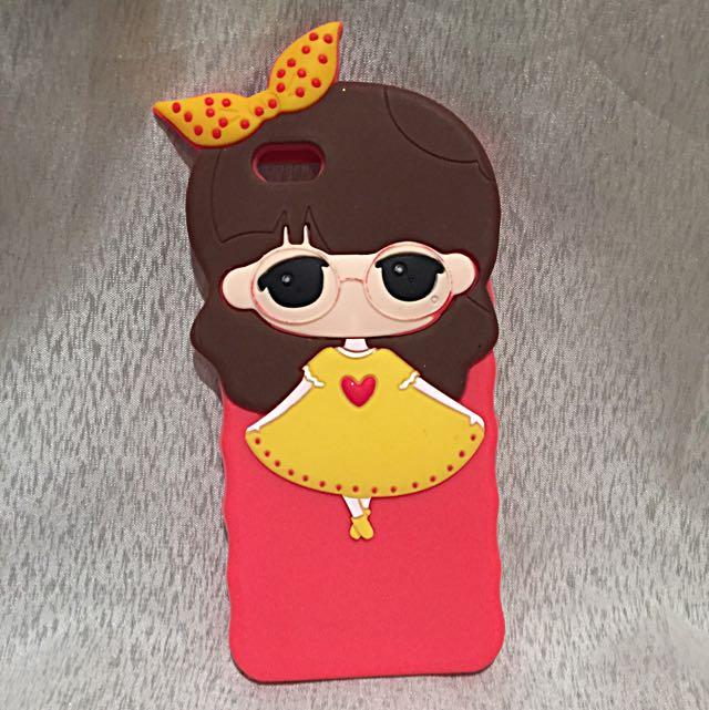 Cute Girl iPhone 6/6s Case