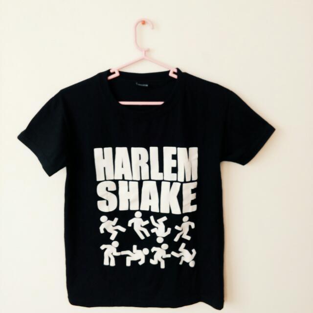 Harlem Shake Print Shirt