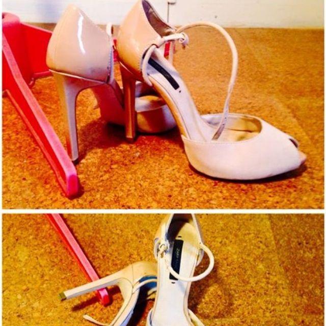 High Heels Zara Paris