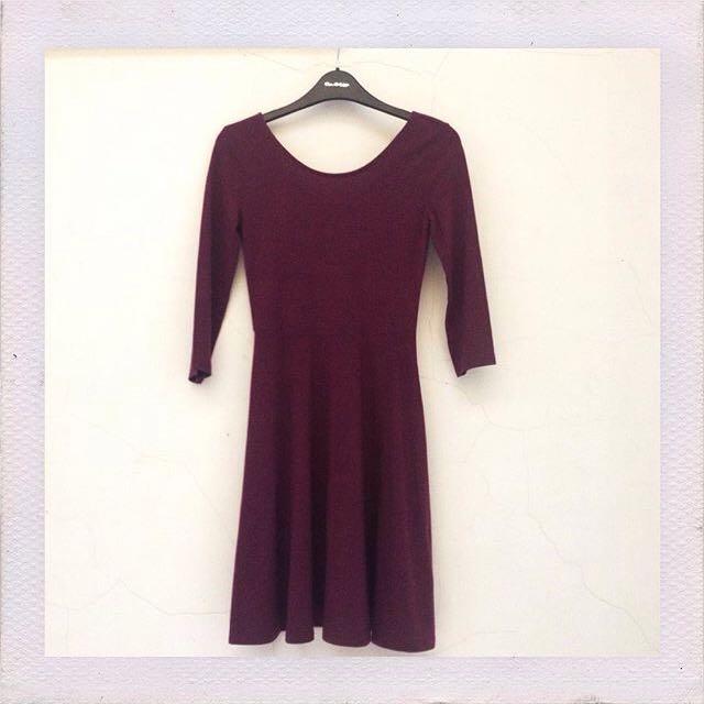 H&M Basic DIVIDED dress