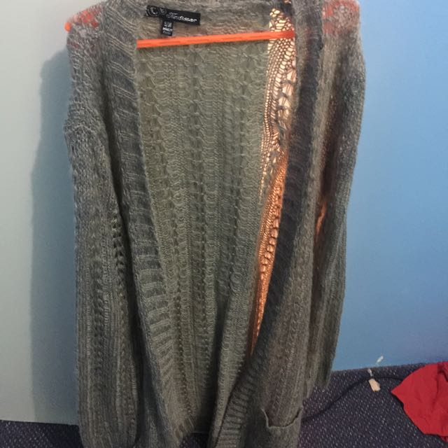 Ice Design Knitwear Cardigan