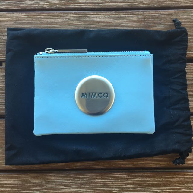 Icepop Mimco Pouch