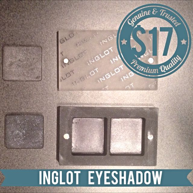 INGLOT Eyeshadow Freedom System Duo Palette