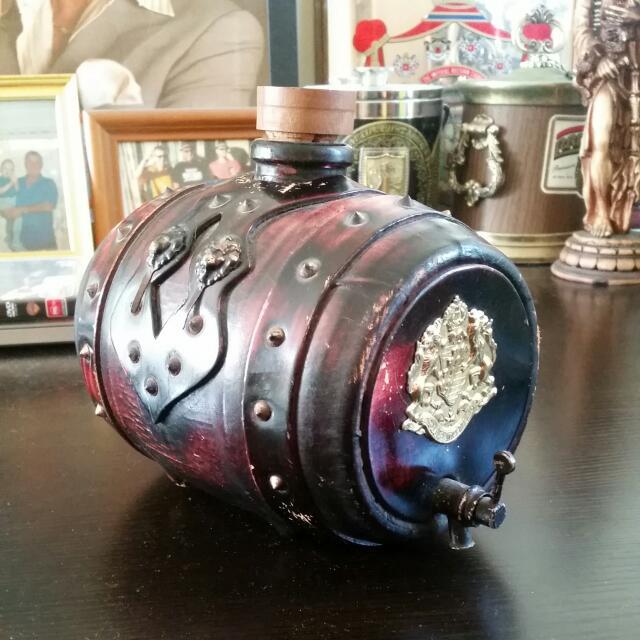 Italian Bottle Barrel.
