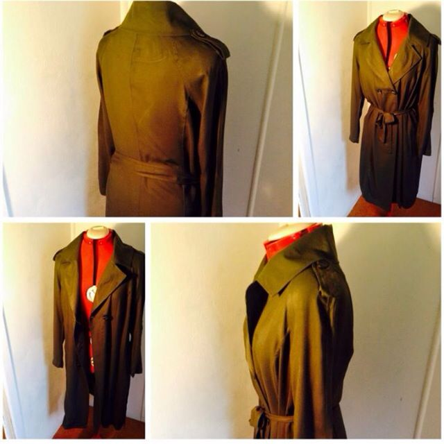 Knee Length Jacket From Conton On