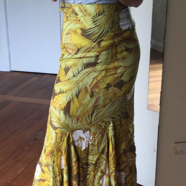 Label: Amilita Byron Bay / Maxi Skirt