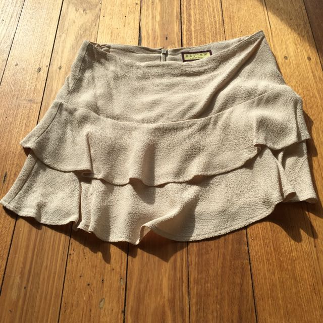 Label: Review / Mini Skirt