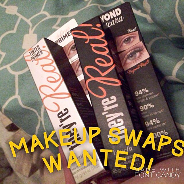 Makeup Swaps!