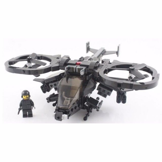 MOC Lego Avatar Scorpion Attack Helicopter, Toys & Games, Toys on ...