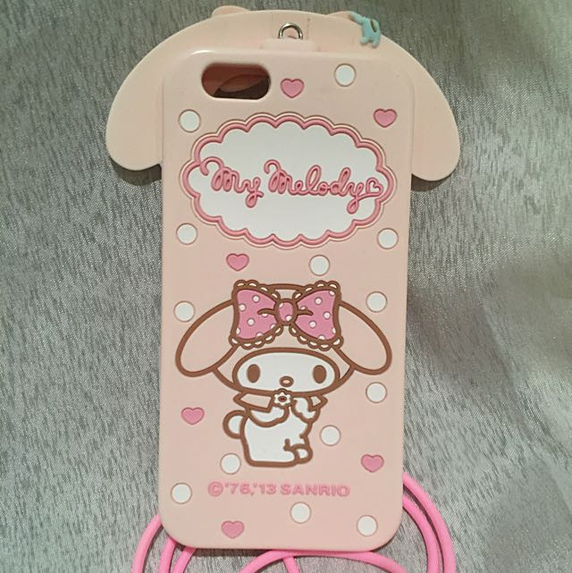 My Melody iPhone 6/6s Case