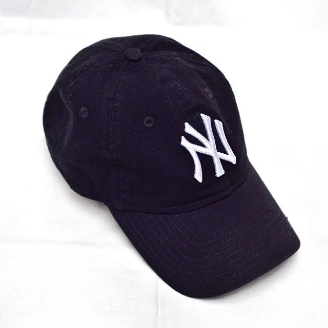 New Era Yankees Navy Baseball Cap