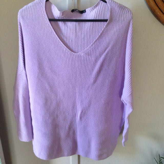 Ninie Knit Pullover Size S