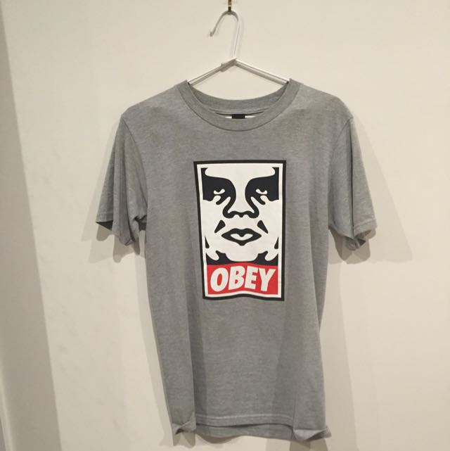 OBEY tshirt. Size Small.