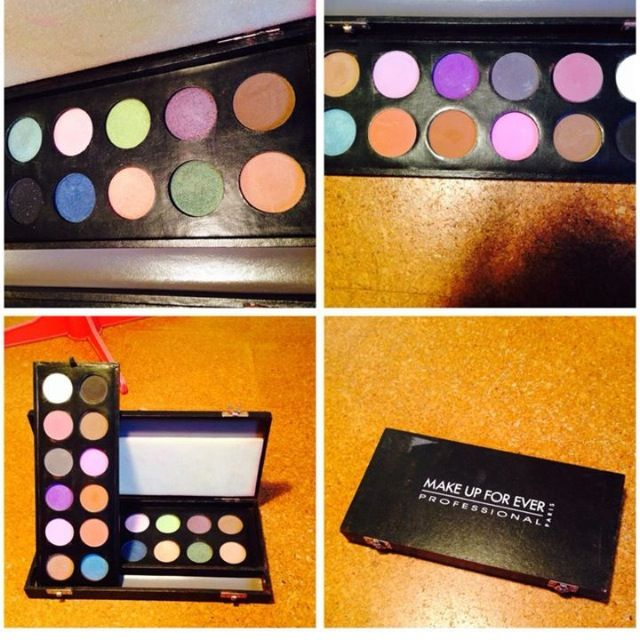 Palette Eye Shadow Make Up Forever
