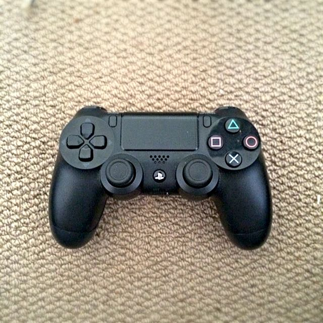 Ps4 Dual shock 4 Black Remote Controller