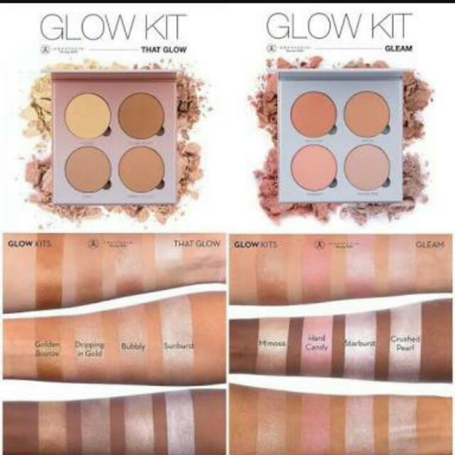 READY STOCK Anastasia Beverly Hills Glow Kit