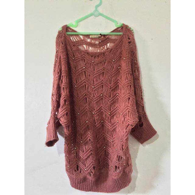Stadivarius Knitted Sweater