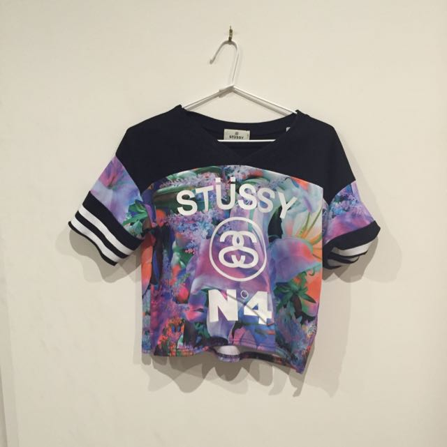 Stussy Top. Size 6.