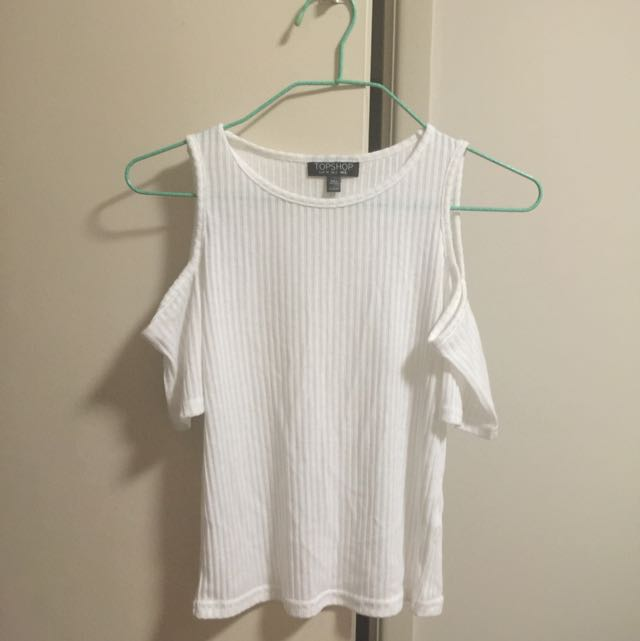 Top shop Size 6 Off Shoulder
