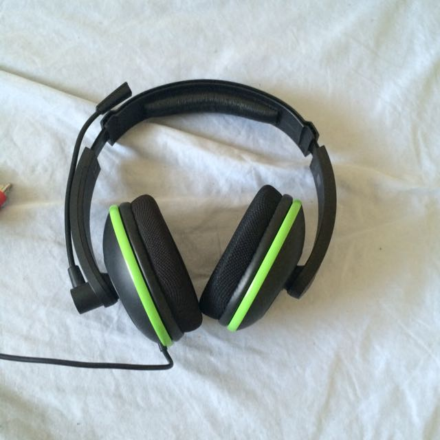 Turtle beach Ear Force XL1 Xbox Headphones With Microphone
