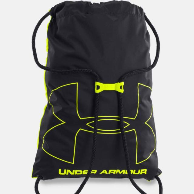 (SALE‼️)🇺🇸Under Armour Ozsee Sackpack 索繩袋