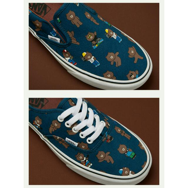 e1556be0e9 VANS X LINE FRIENDS LIMITED EDITION Shoes