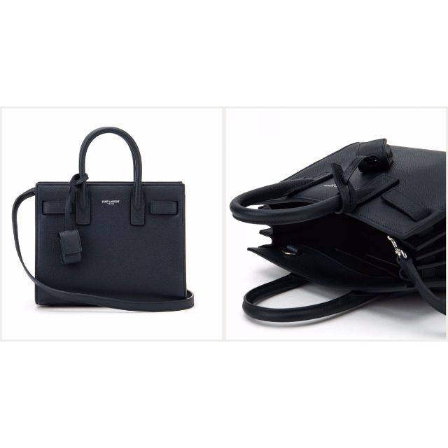 c2ebb038cc1 YSL Saint Laurent Sac De Jour Nano Epson Bag, Luxury, Bags & Wallets on  Carousell