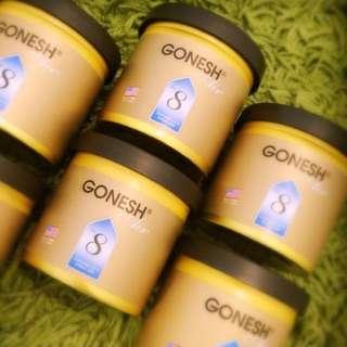 美國GONESH-No.8(春之薄霧)芳香凝膠