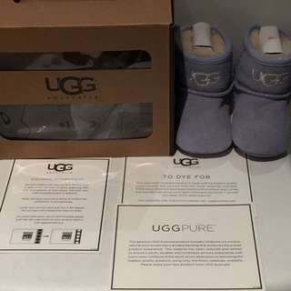 🌟PRICE REDUCED!!🌟Genuine UGG Booties In Blue