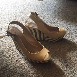Wedges, Size 8