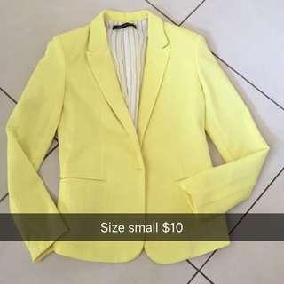 Ladies Blazer, Size Small