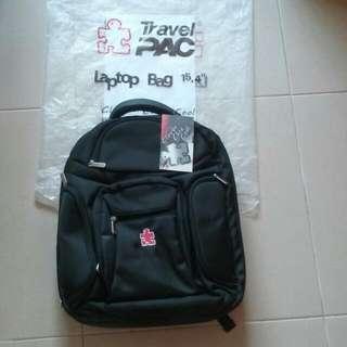 Reduced Price!!! TravelPac Water Resistant Laptop Bag
