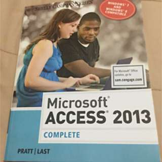Microsoft Access 2013 (Shelly Cashman Series)
