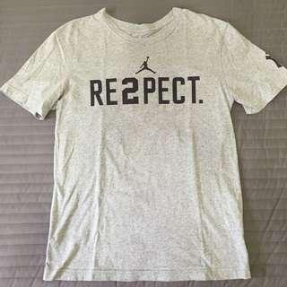 Air Jordan respect 短袖T恤 Derek Jeter 洋基