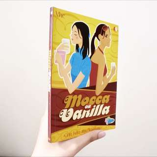 Novel Mocca Or Vanilla By Vhe