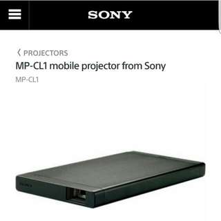 Sony Portable Projector / Powerbank