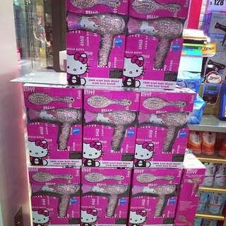香港代購 正版kitty吹風機
