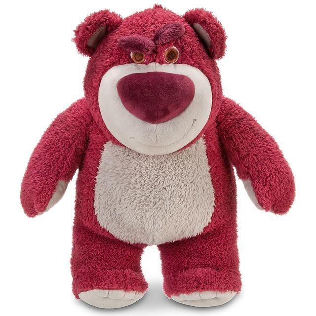 🐻熊抱哥12吋玩偶🐻 有草莓味噢❤️ 加州迪士尼連線 代購