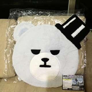 (已售誤下標)KRUNK BIGBANG VI 勝利 地墊 沙發墊
