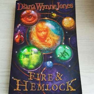 Fire & Hemlock By Diana Wynne Jones