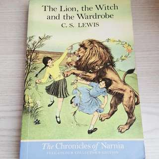 The Chronicles Of Narnia: The Lion, The Witch & The Wardrobe by C.S. Lewis