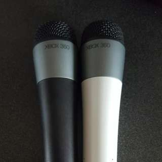 Xbox 360 Lips + Microphone