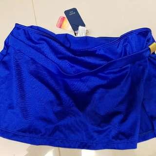 New Cute Colbalt - Skirt Swim wear Size 10
