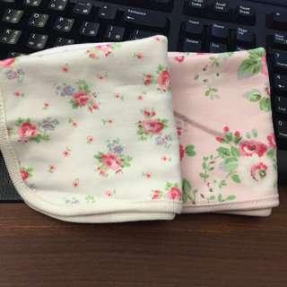 兒童大人全棉手帕小方巾嬰兒餵奶巾口水巾幼兒園必備手帕口水巾圍兜