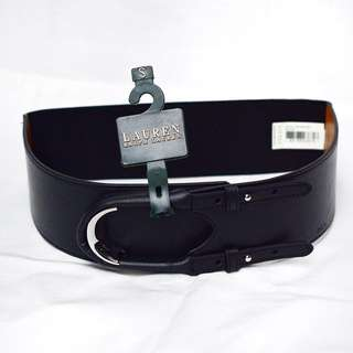 Ralph Lauren New Leather Belt