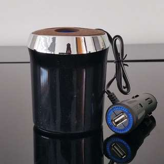 Car Charger 3 in 1 with USB port