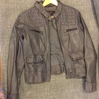 Ben Sherman Leather Jacket